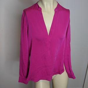 Vince. Silk blouse